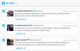 Políticos de Argentina en las redes sociales – Informe de Abril2013
