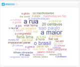 Protestos brasileiros no Twitter(17/08)