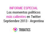 Los momentos políticos más impactantes en Twitter – Septiembre2013